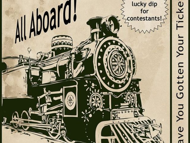 Wacky Train Grand Prix