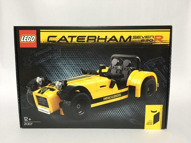 LEGO 21307 Caterham Seven 620R Review