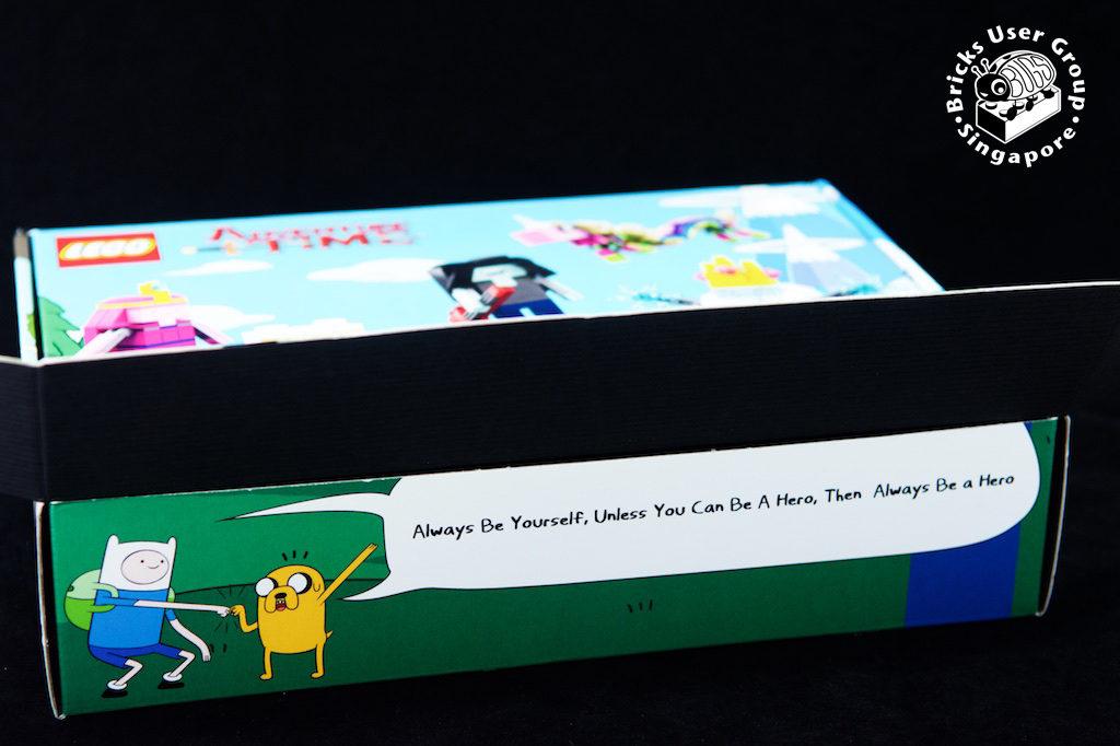Box Flap
